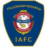 IAFC International Fellowship Program patch