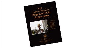 NIST Report on Residential Fireground Field Experiments